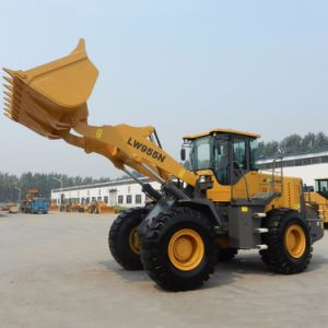 Lader van het Wiel van de Machines van Constrution van Sdlg de Grote 5 Ton