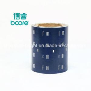 El envasado de alimentos artesanales de PE laminada de papel para embalaje de polvo