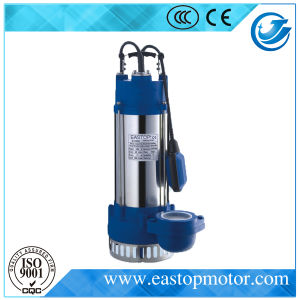 Maximum 15mm Partical를 가진 H2200f Submersible Water Pump Can Use