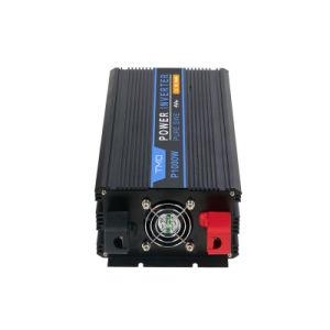 Precio barato de 1000W Inversor de potencia de salida DUAL AC DC 12V a 110V CA coche pequeño inversor con pantalla digital para licuadoras, aspiradoras, herramientas eléctricas