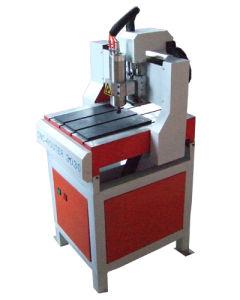 Tamaño mini madera metal acrílico grabado AC-3030 Router CNC máquina
