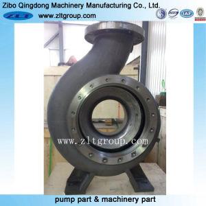 ステンレス鋼かDurcoのポンプ・ボディか収容を砂型で作る炭素鋼