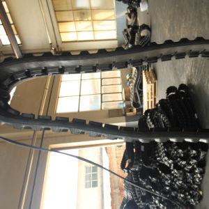 La gomma di Yanmar Vio40 Vio40CR segue i pezzi di ricambio 400X107X46