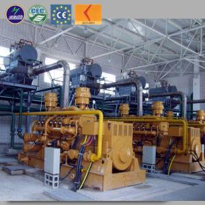 세륨 천연 가스 전력 유전 동반 가스 엔진 발전기