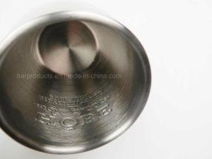La vaisselle de table en acier inoxydable de qualité alimentaire tasse à café pour la promotion écologique