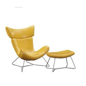 Presidenza domestica della farfalla di Fibergalss del salone della mobilia del salotto del Chaise