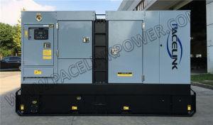 Cummins 113kVA Groupe électrogène Diesel Powered insonorisées avec la CE/ISO