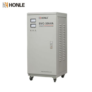 Лучшая цена заводская цена Honle SVC 30 ква автоматический регулятор напряжения