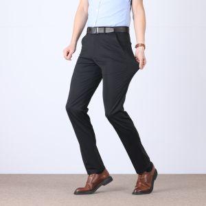 Epusen 2020 Hombre formal de los hombres Pantalones de nylon/hombres de negocios de moda últimos diseños Nuevo pantalón