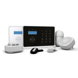 GSM van WiFi 3G allen in Één Alarm van de Veiligheid van de Inbreker Draadloos 3G met Camera HD