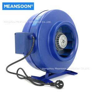 8 дюймов линейный воздуховода вентиляции вытяжной вентилятор для выбросов парниковых газов