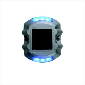 Aleación de aluminio de alta resistencia carretera Solar el espárrago/Ojo de Gato Double-Side LED de 6*106*95*22mm