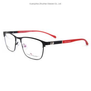 Fashion model conçoit le métal Slingshot Eyewear lumière flexible TR90 Lunettes optiques Lunettes de trames