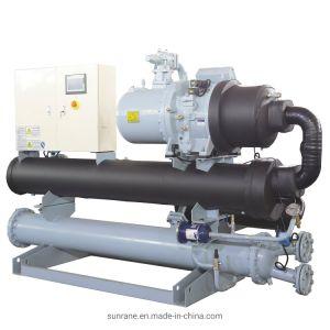 Compressor de parafuso arrefecidos a água uso industrial e comercial chiller