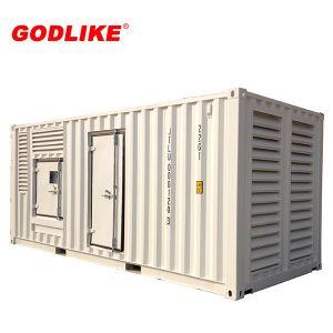 판매 (KTA38-G2)를 위한 750kVA Cummins 디젤 엔진 발전기 (GDC750*S)