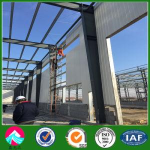 Estructura de acero de la fábrica de diseño profesional/Prefabricados de estructura de acero/acero Taller de la estructura de la construcción