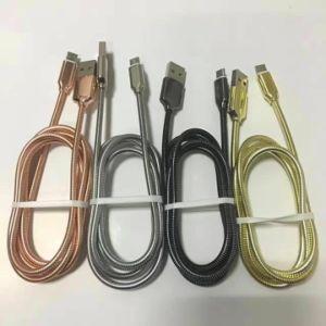 3 футов/6 футов/9 футов 8 Контакт Tiger стали экранирующая оплетка кабеля передачи данных USB