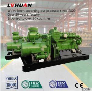 600kw Ce/ISO 승인되는 천연 가스 발전기 세트
