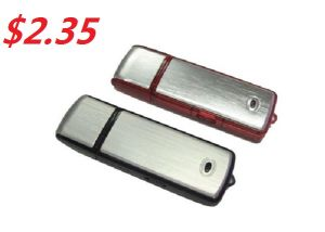 Gift昇進のPlastic USB Flash Drive 1GB-64GB