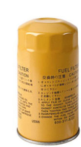 Filtro de Óleo do equipamento Komatsu (600-311-8222)