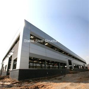 Estructura de acero de la luz de la construcción con la máxima calidad