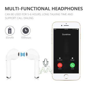 小型Twsは本当の無線Bluetoothのステレオヘッドセットを結び付ける