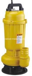 Погружение насос с очисткой сточных вод (сертификат CE WQD)