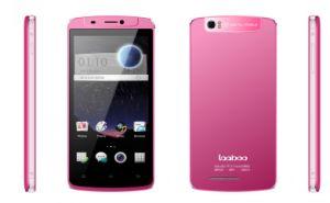 Original y nuevo Qhd de 4.5 pulgadas Mtk6582W de cuatro núcleos del procesador de 1.3GHz Android 4.4 Smartphone Dual SIM GPS incorporado Bluetooth Celular