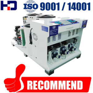 Running Water Treatment Disinfection System with SGS