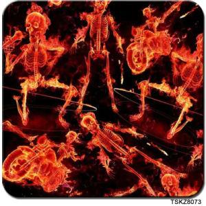 [0.5m/1mの幅] Tsautopの新式の頭骨および炎のゴリラパターンPVA水転送の印刷のフィルムの水路測量のフィルムのハイドロ印刷のフィルムTsky972