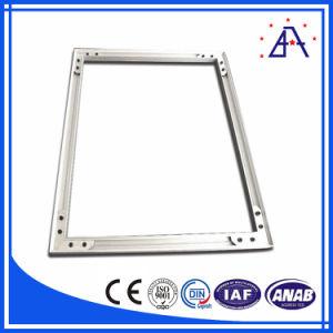 El bastidor de Tsí diferentes marcos de la publicidad de aluminio