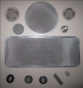 Filtro de Malha de Arame de aço inoxidável Disc