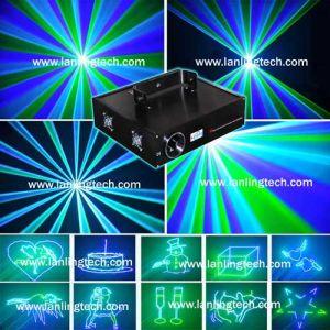 Специальный Ilda анимационный ролик партии лазерный свет (L831GBC)