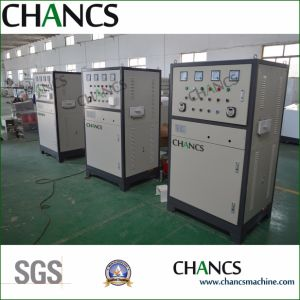 Com alta freqüência do gerador para máquina de pressão a quente