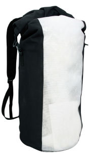 500d PVC Tarpaulin Half White e Half Black Inflatable Waterproof Dry Bag per Boating