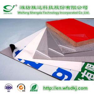 アルミニウムプロフィールまたはアルミニウム版またはアルミニウムプラスチックBoard/F-Cインシュレーション・ボードのためのPE/PVC/Pet/BOPP/PPの保護フィルム