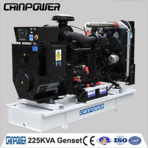 180kw Geradores de grupo gerador diesel tipo aberto