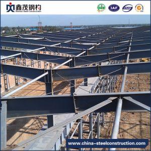 Diseño personalizado Estructura de acero prefabricada Almacén