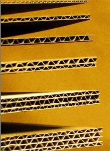 3 plis, 5 plis, 7ply Ligne de production de carton ondulé (l'Assemblée ligne)