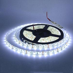 5050 striscia flessibile Non-Impermeabile di bianco di 60LED/M 12V LED