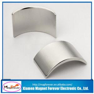 Редкоземельные неодимовый магнит NdFeB Arc магнита