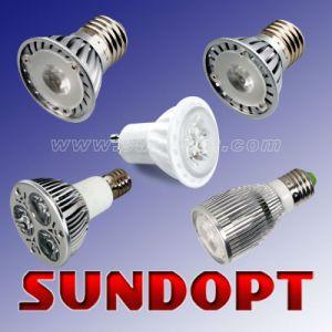 Punkt-Beleuchtung der Leistungs-LED