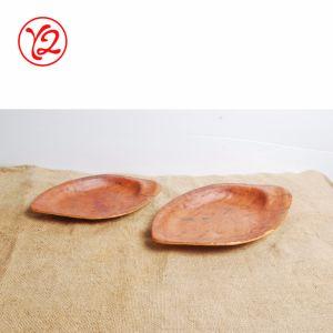 Canal de hacer pasar el patrón de la placa de vajilla colcha de Dresde