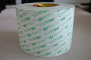 Broodje 3m de Zelfklevende Met een laag bedekte Band van het Afplakband Dubbel voor Verpakking