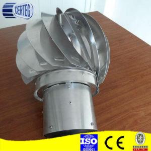 Het Ventilator van het Dak van de Wind van het roestvrij staal