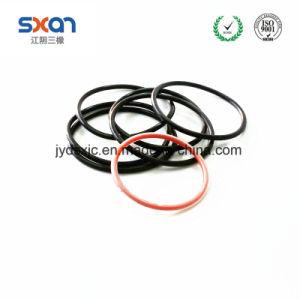 Het dragen van de Rode en Zwarte O-ring EPDM van de Weerstand