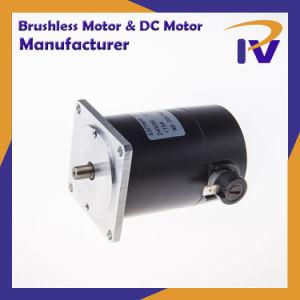 El imán permanente 24V-36V 20W-60W motor DC de cepillo para la industria