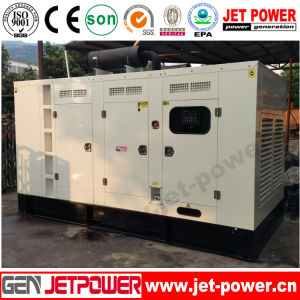 100 квт звуконепроницаемых Lovol 125 ква дизельного двигателя электрический генератор