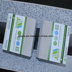 Resistente a fogo à prova de cimento do tipo sanduíche de EPS para zona árida