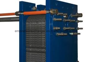 単一の壁のGasketed Paraflowの版の熱交換器